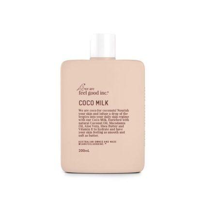 We Are Feel Good Inc Coco Milk 200ml