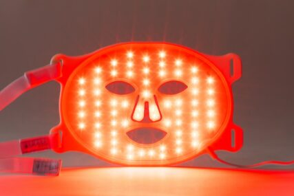 Omnilux Contour Face LED Light Therapy Device