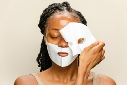 Omnilux Contour Hydrogel Face Mask