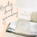 Beauty Sleep Pillowcase Giveaway